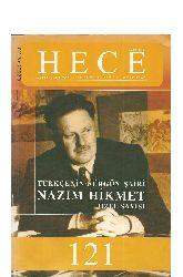 Hece Sayı 121 Ocaq-Nazim Hikmet Özel Sayısı- 2007-643s