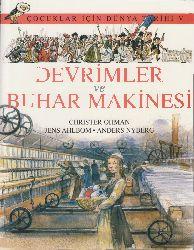 Devrimler Buxar Makinesi-Cocuqlar Için Dünya Tarixi-5-Christer Ohman-Jens Ahlbom-Anders Nyberg-Hasan Ozkan-Ali Ard-60s