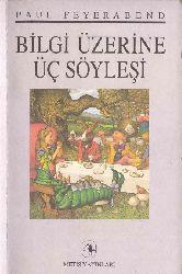 Bilgi Üzerine Üç Soyleşi-Paul Feyerabend-Cemal Qüzel-1995-194s