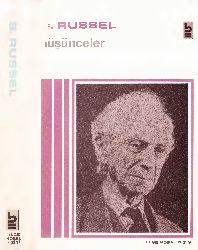 Düşünceler-Bertrand Russe-Nail Bezel-S.Eyuboğlu-V.Günyol-1982-225s