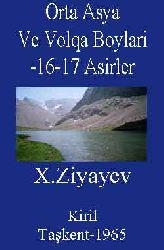 Orta Asya Ve Volqa Boylari-16-17 Asırler