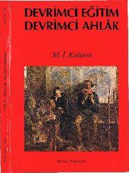 Devrimçi Eğitim Devrimçi Exlaq-M.I.Kalinin-Refiq Sarı-1992-225s