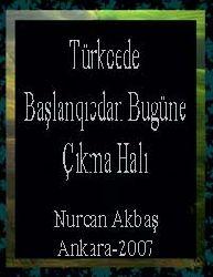 Türkcede Başlanqıcdan Bugüne Çıkma Halı