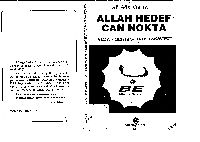 Allah Hedefe-Can Noqta-Alevi-Bektaşilikde Tasavvuf-Ali Ağa Valıq-1997-160s