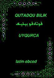 Qutadqu Bilik -Uyqurca