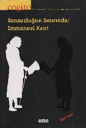 Cogito Dergisi-Say-41-42-Sonsuzlughun Sinirinde Immanuel Kant-2005-527s