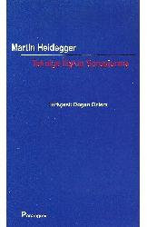 Tekniğe Ilişgin Soruşdurma-Martin Heidegger-Doğan Özlem-1998-86s