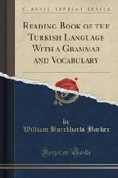 Turkish Language-Gramer And Vocabulary-1884-317s