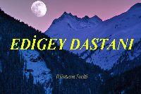 Edigey Destanı - Rustem Sulti Latin-Latin-Kiril-105s