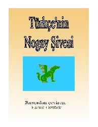 Turkcenin Noqay Şivesi - Makale