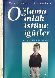Oğluma Exlaq Ustüne Öğütler-Fernando Savater-Şadan Qaradeniz-1999-132s