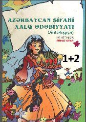 AZERBAYCAN ŞIFAHI XALQ EDEBIYATI -I-II-Behlul Abdulla-Baki-2001