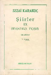 Monna Rosa-Şiirler-Sezai Qaraqoç-1998-49s