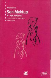 Son Mektub-Bir Aşq Hikayesi-Andre Gorz-Alev Özgüner-1947-66s