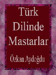 Türk Dilinde Mastarlar