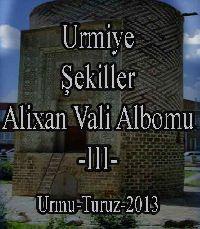 Urmiye-Shekiller-Alixan Vali Albomu-III-Urmu-Turuz-2013