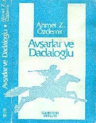 Avşarlar Ve Dadaloğlu Ahmed Z. Özdemir -1985 353