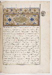 Mahakimetül Luğateyn-Mir Alişir Nevayi-El Yazma