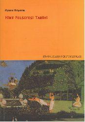Hind Felsefesi Tarixi-Mysore Hiriyanna-388s
