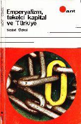 Emperyalizm,Tekelci Kapital ve Türkiye Sedat Özkol 1970 116