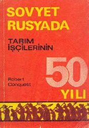 Sovyet Rusyada Tarım Işçilerinin 50Yılı Robert Conquest -1971-176
