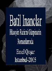 83-Hüseyin Rehimi Gürpinarin Rumanlarında Batil Inanclar Emel Qoşar Istanbul-2005