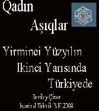 Yirminci Yüzyılın Ikinci Yarısında Türkiyede Qadın Aşıqlar