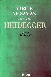 Varlıq Ve Zaman-Martin Heidegger-Eziz Yardımlı-2006-664