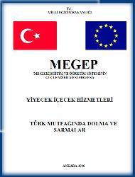 Türk Mutfağında Dolma Ve Sarmalar - Megep
