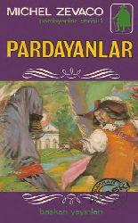 Pardayanlar-01-Pardayanlar Serisi-Michel Zevaco-Murad Sertoğlu-1973-520s