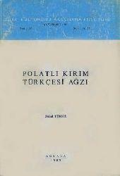 Polatli Kirim Türkcesi Ağzı