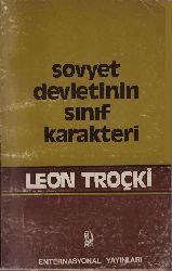 Sovyet Devletinin Sinif Karakteri Leon Trocki Ahmed Erdem  67