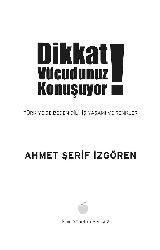 Diqqet Vicudunuz Qonusuyor-Ahmed Şerif Izgören -2010-222s