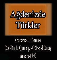 Akdenizde Türkler - Giacomo E. Carretto - Durdu Kundakçı - Gülbend Kuray
