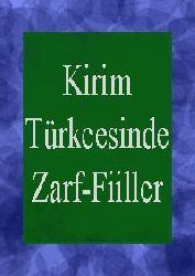Kirim Türkcesinde Zarf-Fiiller
