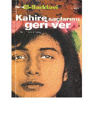 Qahire Saçlarımı Geri Ver Neval El-Saadavi Osman Akınhay 1994 1-103s