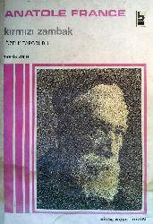 Qirmizi Zambaq-Anatole France-Tehsin Yuce-2013-174s