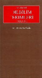 Açıklamalı Dilbilim Terimleri Sözlüğü - Berke Vardar