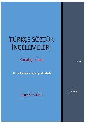 Inceleme Sözlüğü-Deniz Qaraqurd-2019-453s