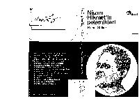 Nazim Hikmetin Polemikleri-Kemal Sülker-1968-174s