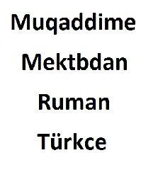 Muqaddime-Mektebden-Ruman-Türkce-655s