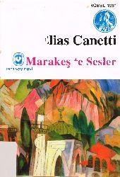 Merakeşde Sesler-Elias Canetti-Kamural Şipal-1981-217s