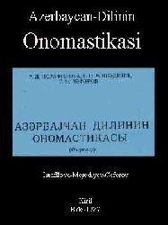 azerbaycan dilinin onomastikasi