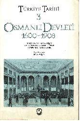 Tükiye Tarixi Cİld 3 Osmanlı Devleti 1600-1908