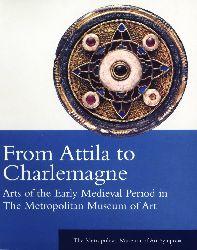Işlenmiş Qapı Tutacaqları -From Attila To Charlemagne Arts Of The Early Medieval Period 429s