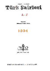 Son Asır Türk Şairleri-A-Z-1-2-3-4-Ibnülemin Mahmud Kemal Inal-1969-2400s