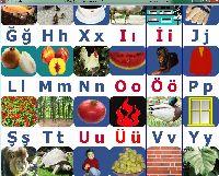 Azerbaycan Türkcesinin Alfabeti