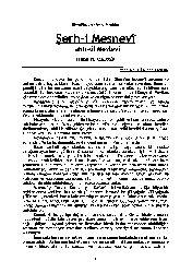 Şerhi Mesnevi-Tahirul Mevlevi-167