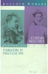 Friedrich Nietzsche Ve Cosima Wagner-Joachim Köhler-1996-222s