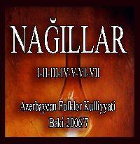 Azərbaycan Folklor Külliyyati Nağıllar - 7 Cild